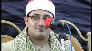 قارئ العالم الأول الشيخ محمود الشحات سورة مريم محافظة الغربية