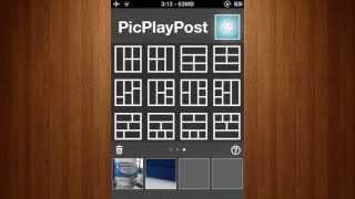 PicPlayPost App Review