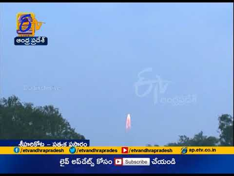 100th satellite PSLVC- 40 | ISRO successfully launches | From Sriharikota