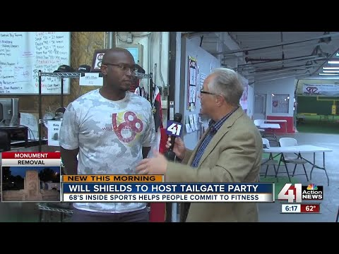 Will Shields to host public Chiefs tailgate party in Overland Park