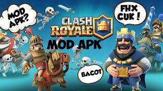 Clash Royale Mod Apk Link