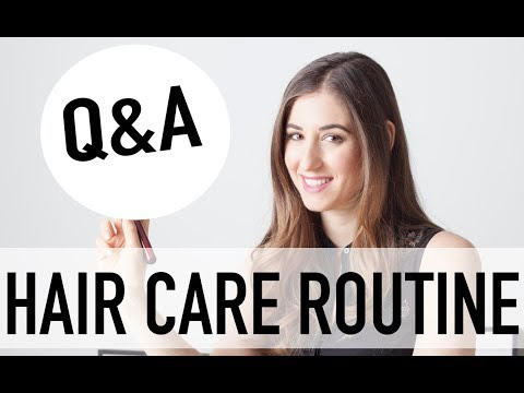 LIVE 🔴- My hair care routine, tips and secrets (and your questions)!