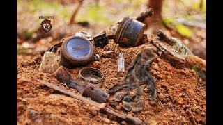 Коп по войне - Золотая осень 2 ( Golden autumn 2 ) / Searching with Metal Detector