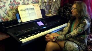 Урок игры №2 на фортепиано, для взрослых.