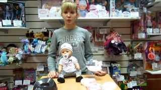 Видео инструкция к кукле Беби Бон интерактивная.(П.С. 2016год.. Дорогие друзья! Именно эта куколка давно снята с производства. То есть в такой одежде и с черным..., 2014-04-18T12:26:01.000Z)