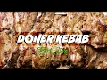 Doner kebab Part 2 _ Cooking Home made Doner Kebab