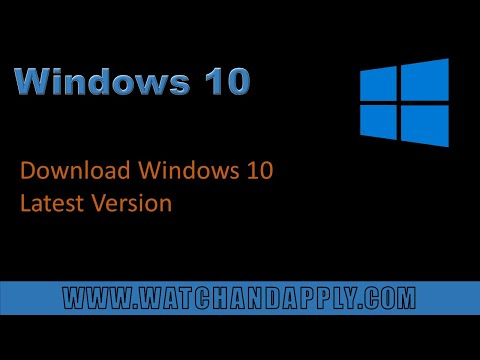 Download Windows 10 Latest Version