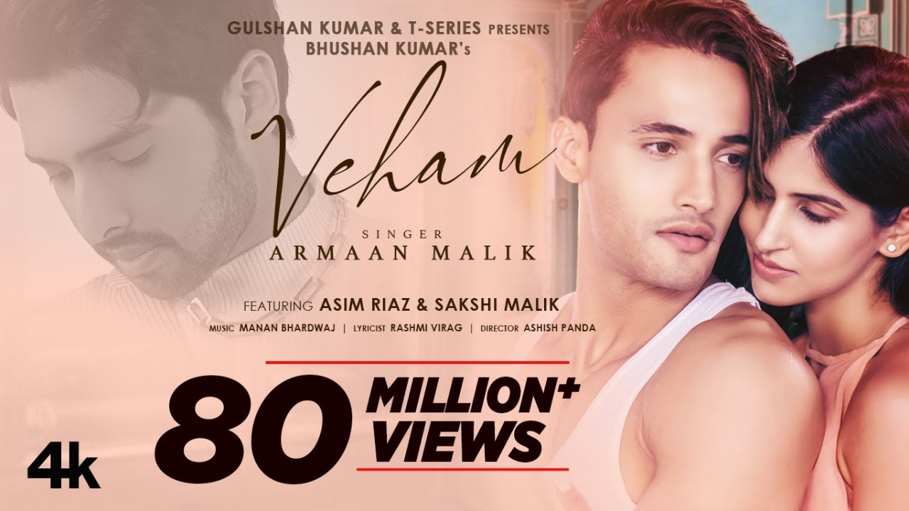 Download Veham Song: Armaan Malik | Asim Riaz, Sakshi Malik | Manan Bhardwaj | Rashmi Virag | Bhushan Kumar