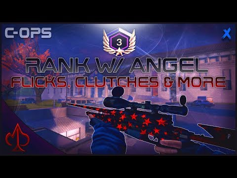 Critical Ops: Ranking w/ Angel (Primza RQ, crazy flicks, clutches and more)