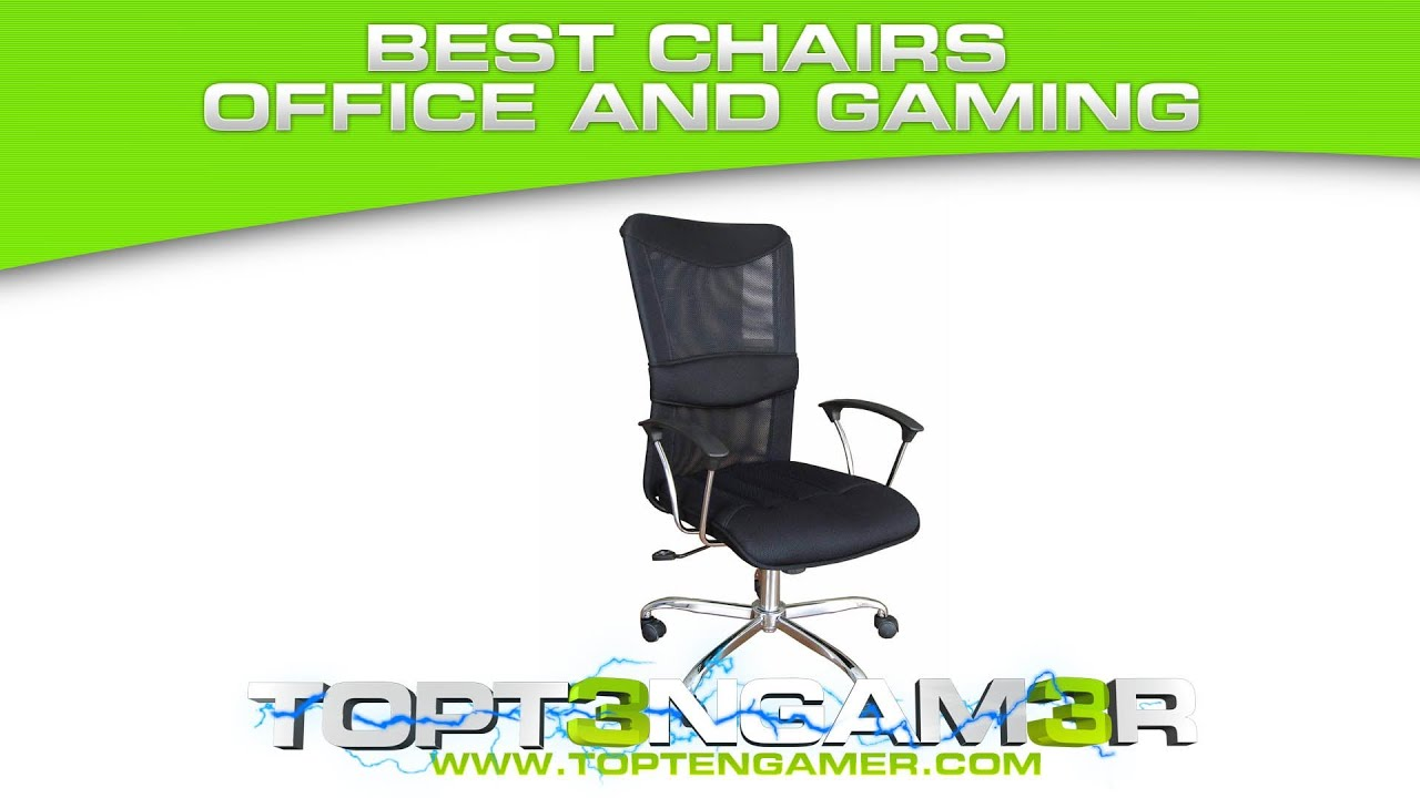 Best PC Gaming Ergonomic fice Chairs 2013 Mesh Vs Leather