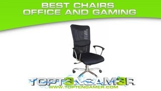 Best Pc Gaming Ergonomic Office Chairs 2013 Mesh Vs. Leather