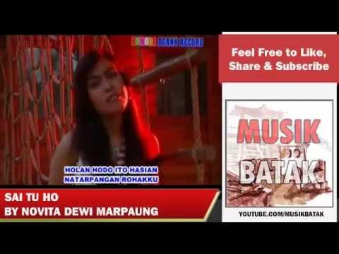 Lagu Batak - Novita Dewi Marpaung - Sai Tu Ho