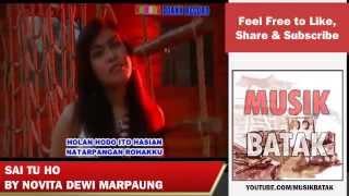 Lagu Batak - Novita Dewi Marpaung - Sai Tu Ho Mp3