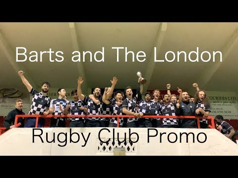 Barts And The London Rugby Club 19/20 Promo