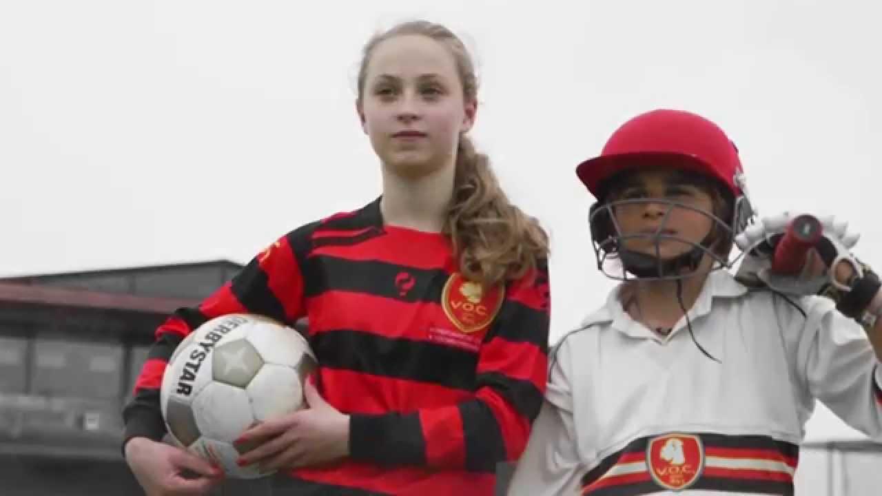 V.O.C. voetbal én cricket