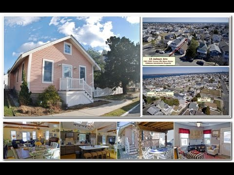 15 Asbury Ave, Ocean City NJ 08226, TWO UNIT Investment Home, Ocean City Real Estate Group