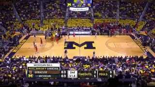 2014-12-2 Michigan vs. Syracuse