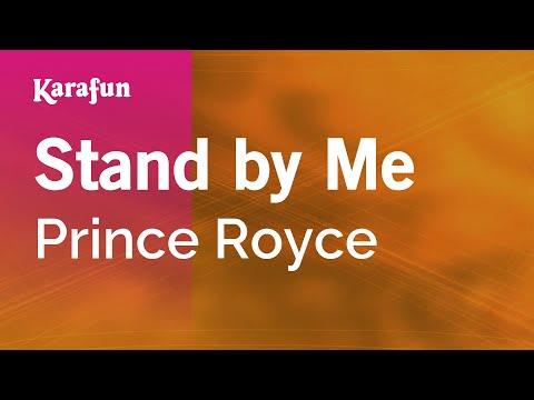 Karaoke Stand By Me - Prince Royce *