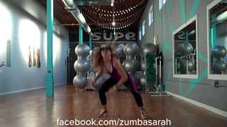 Dance Fitness with Sarah Placencia - Aloo Chaat (Bollywood / Hip-Hop)