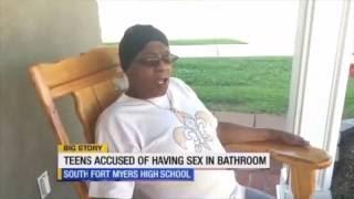 Teen Accused Of Having Sex In The Bathroom