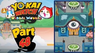 Yo-Kai Watch Wibble Wobble - Part 48 | Yo-Kai World Gate 2! [English Gameplay]