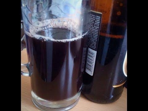 Горячее пиво с мёдом