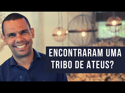 ENCONTRARAM UMA TRIBO DE ATEUS?
