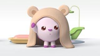 Малышарики - Новые серии - Русалочка (Серия 98) Развивающие мультики для самых маленьких