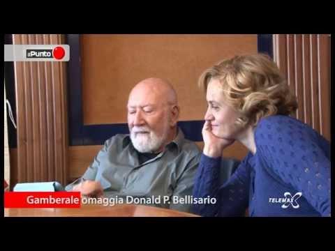 Gamberale omaggia Donald P. Bellisario  il Punto