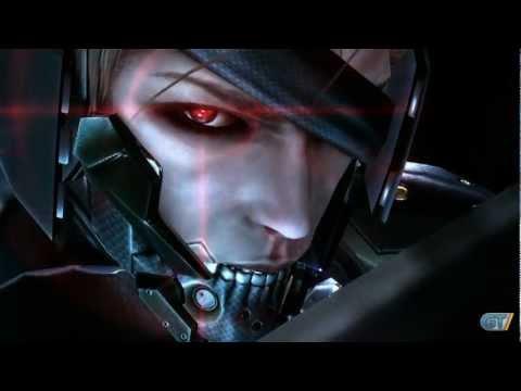 Metal Gear Rising: Revengeance - E3 2012: Gameplay Demo