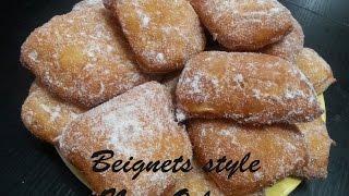 Cuisine Cajun - Beignet Style New Orleans