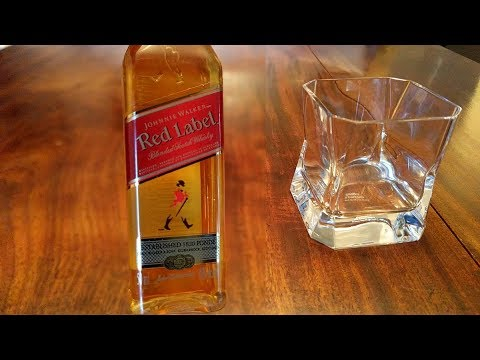 Is Johnnie Walker Red Label Really That Bad?