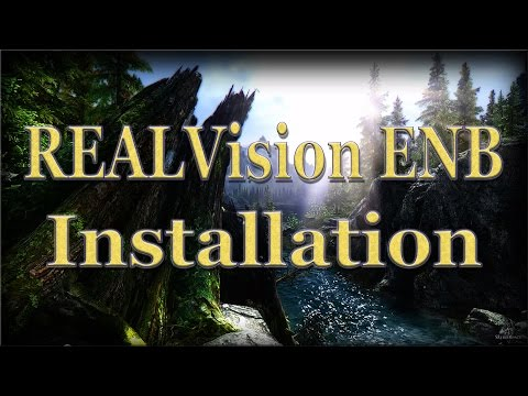 [Archived] : Mod Tutorials  : RealVision ENB