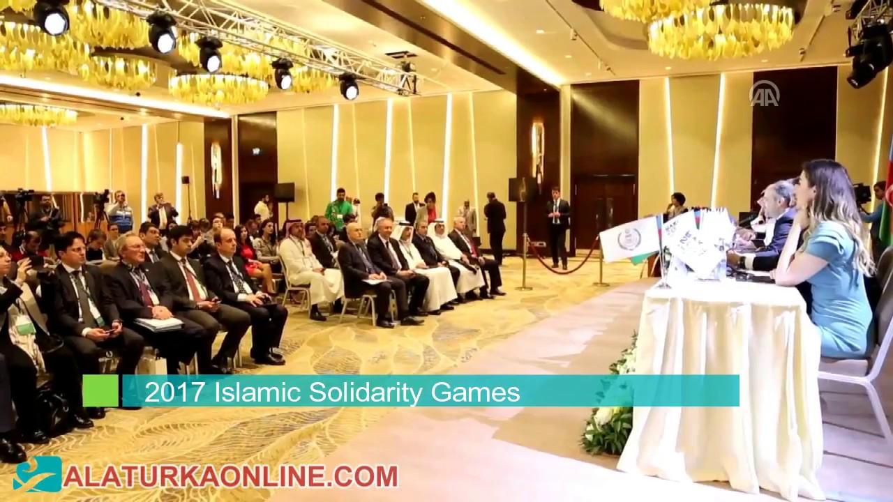 Baku 2017 Islamic Solidarity Games - YouTube
