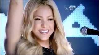Шакира Отбеливающие полоски Crest Whitestrips.(Купить можно тут http://crest3d.com/, 2015-02-03T14:13:36.000Z)