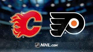 Schenn's hat trick leads Flyers to third straight win
