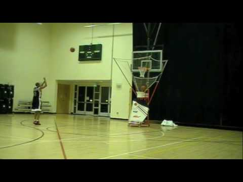 Mike Allen's Shooting Machine Workout