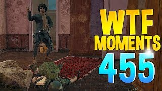 PUBG Daily Funny WTF Moments Highlights Ep 455