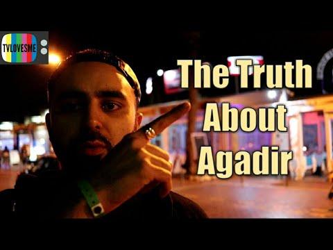The Truth About Agadir   Vlog 13   TVLovesMe