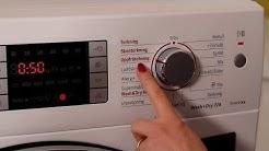 Bosch WVH28420SN  Vaske-tørre maskine