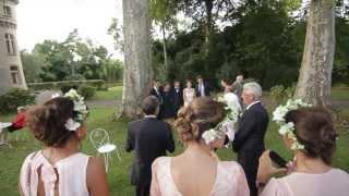 Caroline et Mathieu - Wedding film - Mariage Caméraman Toulouse videographer
