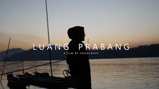 Explore Luang Prabang | Sony A6000 Cinematic Film