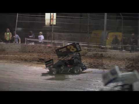 Giovanni Scelzi 7-6-16 Main Event California Speedweek Delta Speedway Stockton