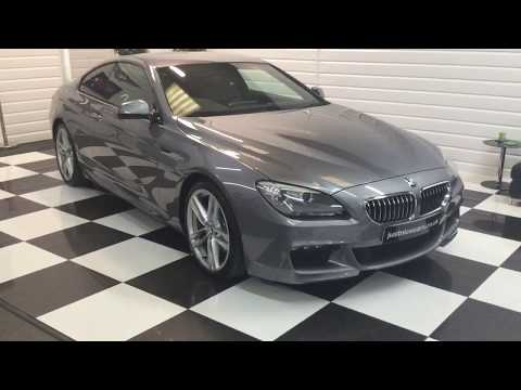2012 (62) BMW 6 Series 640d 3.0 Coupe Diesel Automatic 313BHP (For Sale)