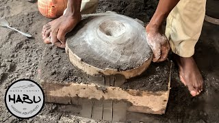 HABU \\ How It's Made - Casting An Aluminum Pot In Africa/Benin