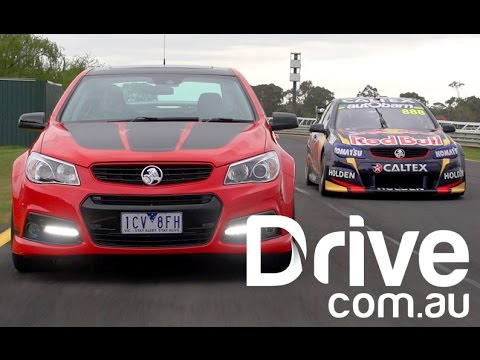 Craig Lowndes SS-V Commodore & V8 Supercar Review | Drive.com.au