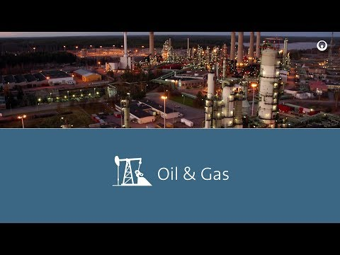 Veolia Markets & solutions - Oil & Gas