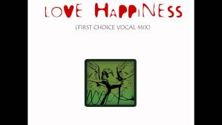 Handerson feat First Choice  - Love Happiness (Original mix)