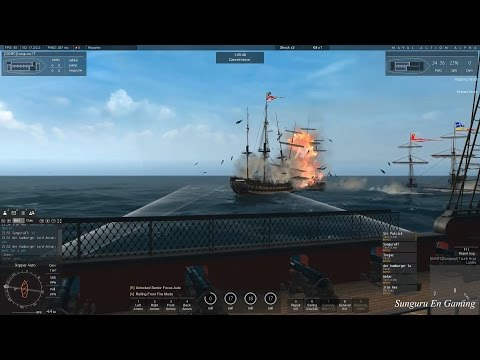 Naval Action]  Read Admiral Fleet Mission and 3rd Rate Explosion  | Jun 24, 2016