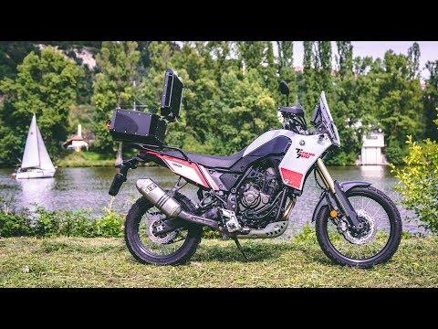 Original Yamaha Ténéré 700 Accessories – Is it any good? 4K